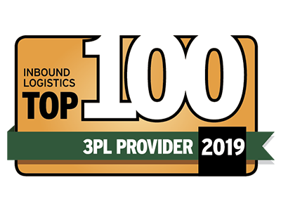 Inbound Logistics Top 100 logo