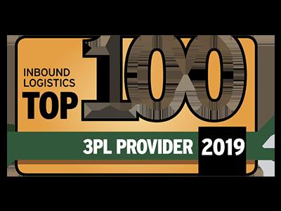 Inbound Logistics Top 100 2019